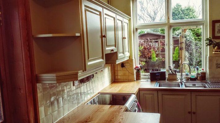 Painting Oak Kitchens Cambridge