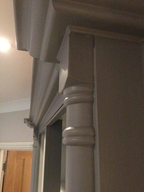 Kitchen cabinet painter Reigate Banstead Surrey