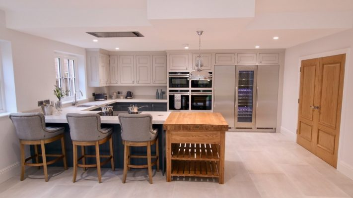 Kitchen cabinet painter Tunbridge Wells Sevenoaks Kent