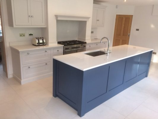 Kitchen cabinet painter Knutsford Cheshire