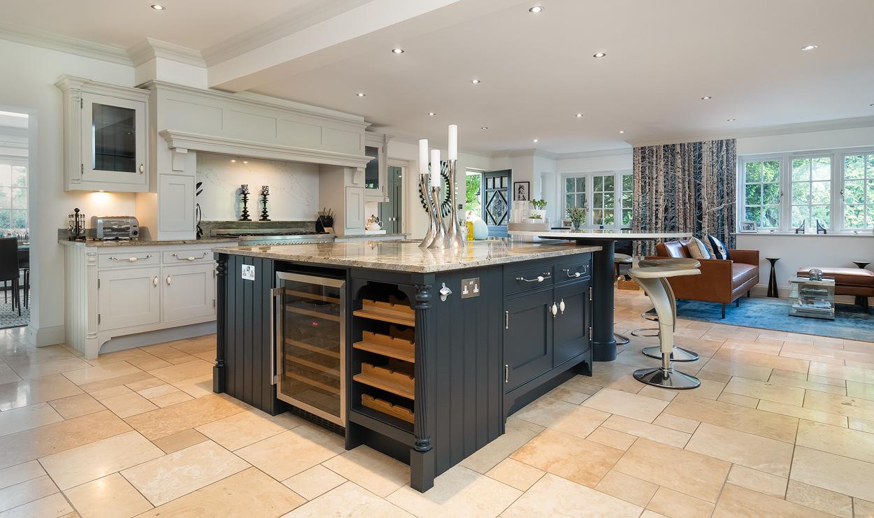 Specialist kitchen painters Berkshire
