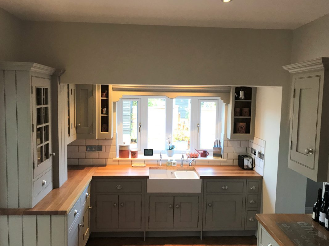 Kitchen painter Bow Brickhill Buckinghamshire