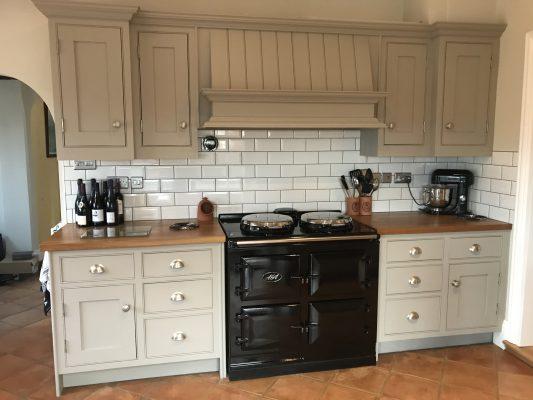 Kitchen painter Bow Brickhill Buckinghamshire