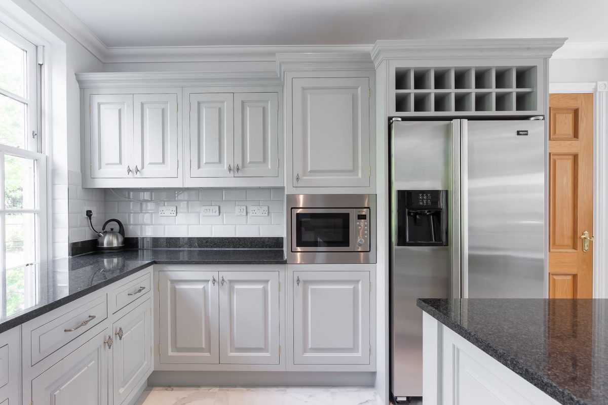 Specialist Kitchen Cabinet painters Knutsford Cheshire