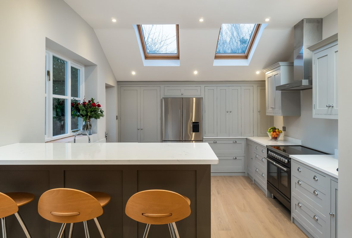 kitchen cabinet painters Bristol