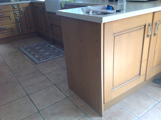 Kitchen Cabinet painters Bramcote Nottingham
