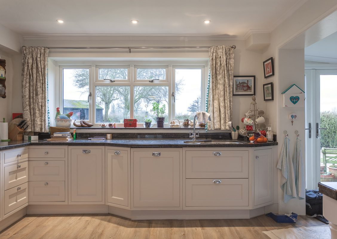 Kitchen cabinet painters Dorset