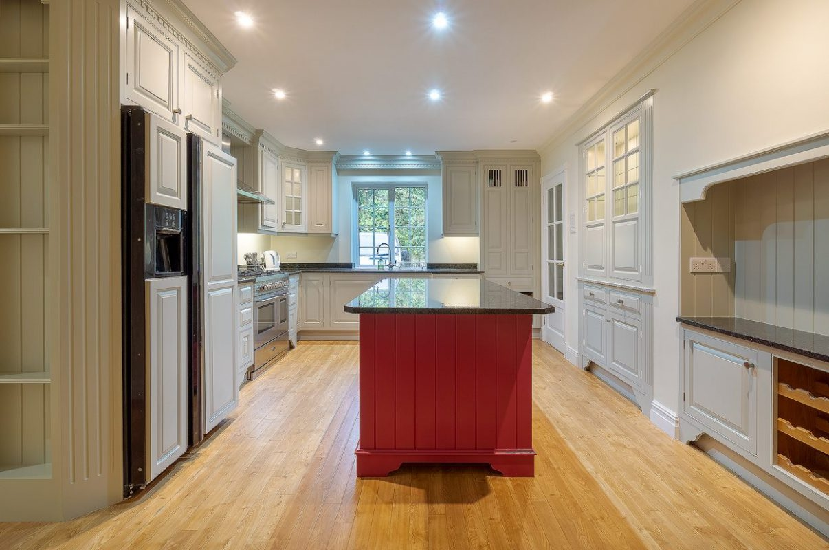 Kitchen cabinet painters Harrogate