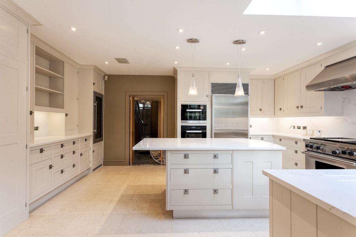 kitchen cabinet painters London