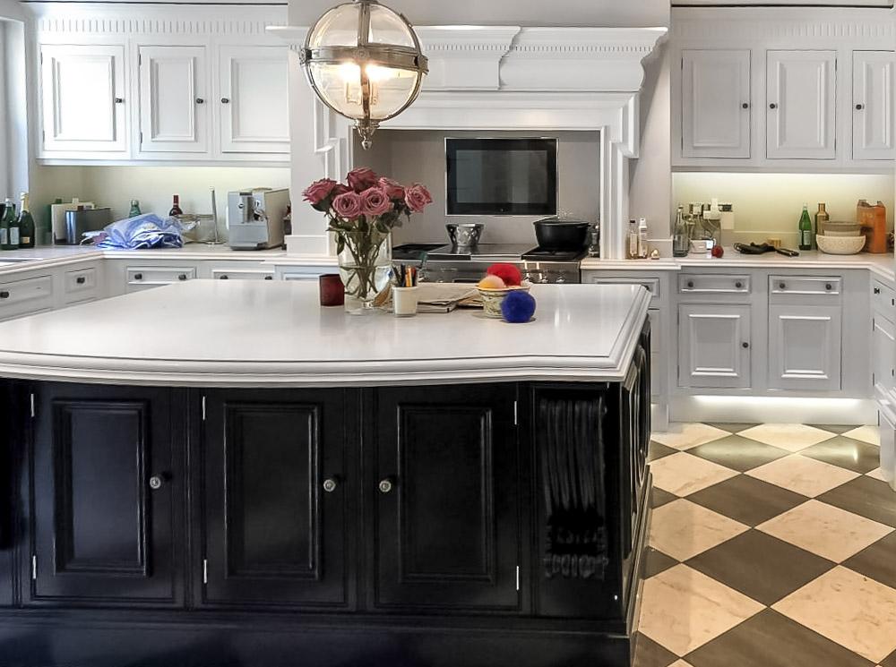 Kitchen Cabinet painters Holland Park London