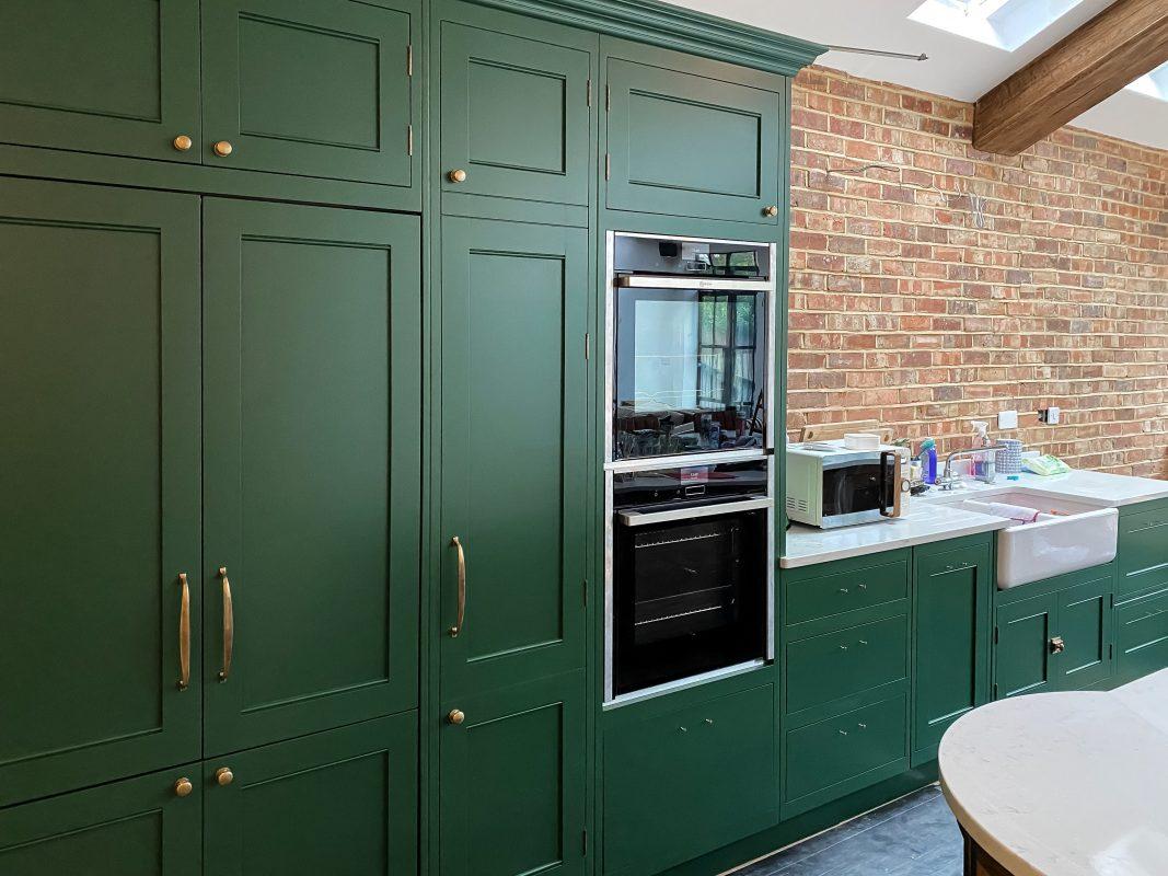 kitchen cabinet painter Islington