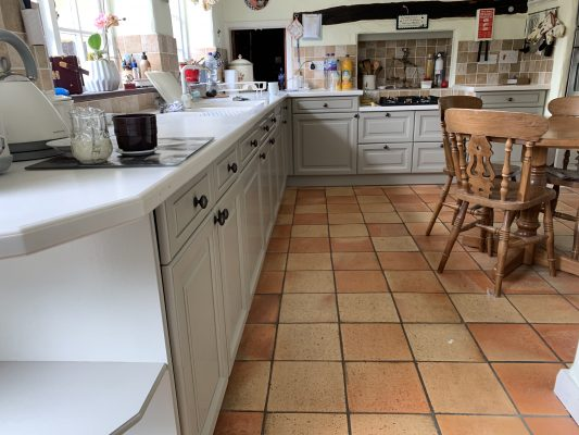 Kitchen cabinet painter Wing Buckinghamshire