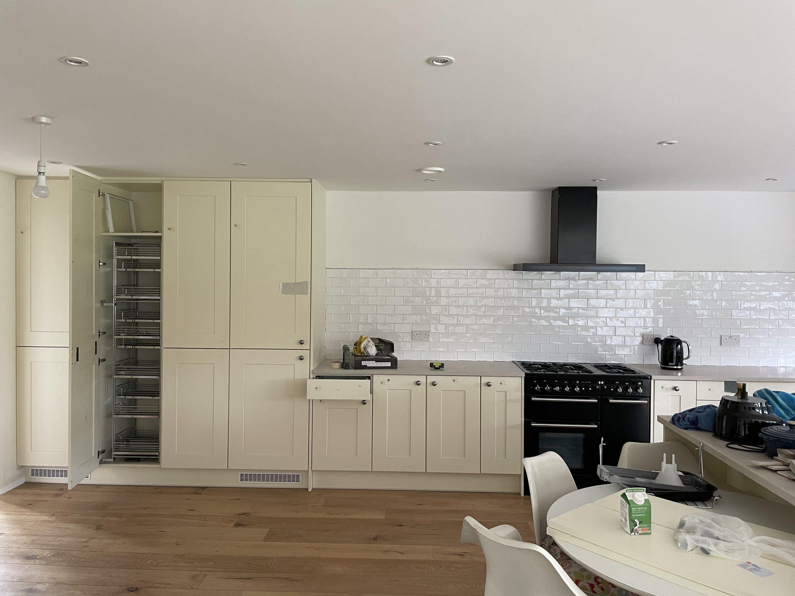Kitchen cabinet painters Beaconsfield Buckinghamshire