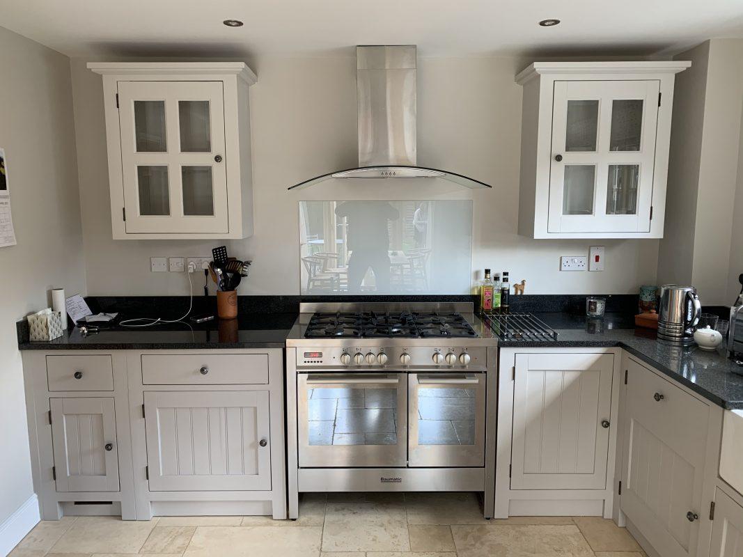 Hand painted kitchen Aston Clinton